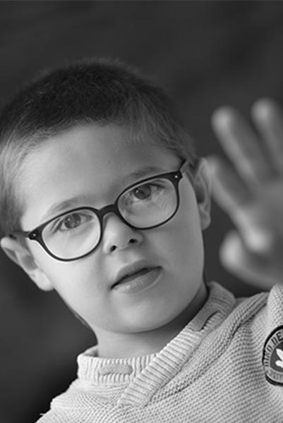 Fondation Anais jeune garçon