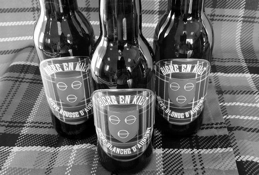 Les Bières en Kilt