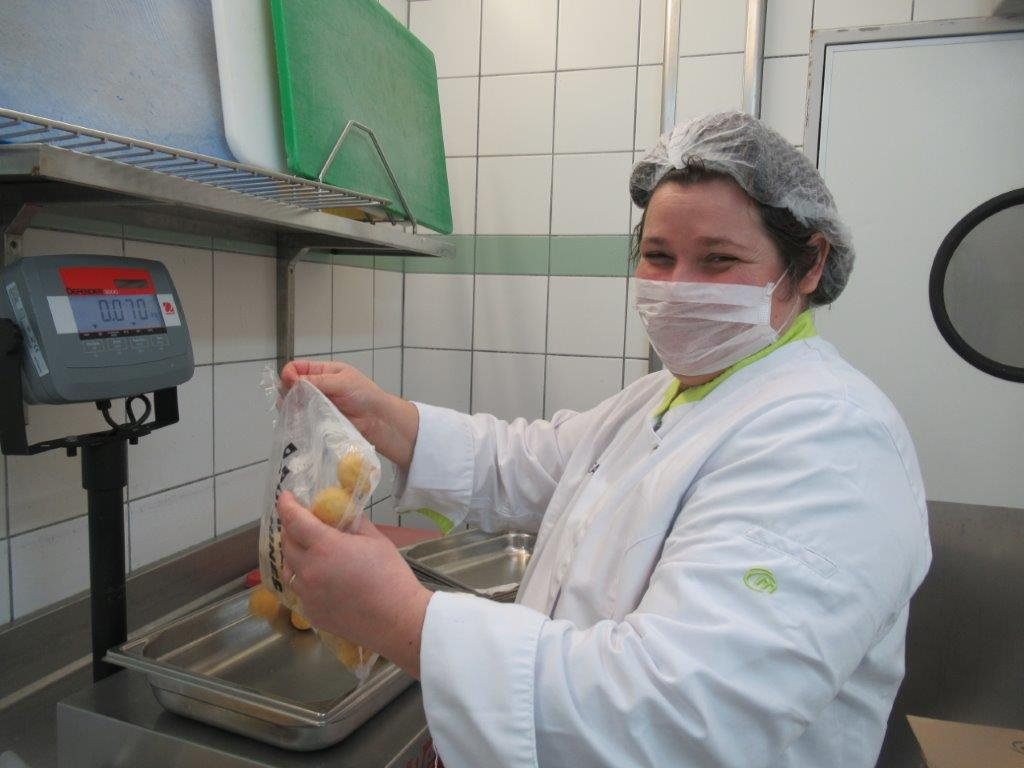 Fondation ANAIS - Travailleurs de la cuisine centrale 4