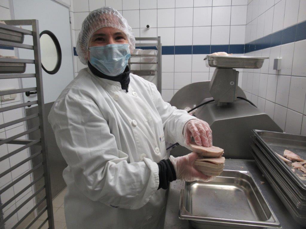 Fondation ANAIS - Travailleurs de la cuisine centrale 3