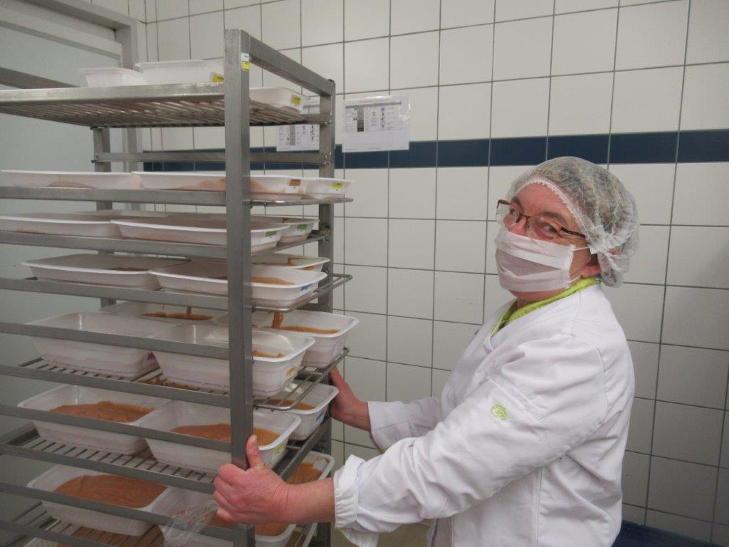Fondation ANAIS - Travailleurs de la cuisine centrale 2