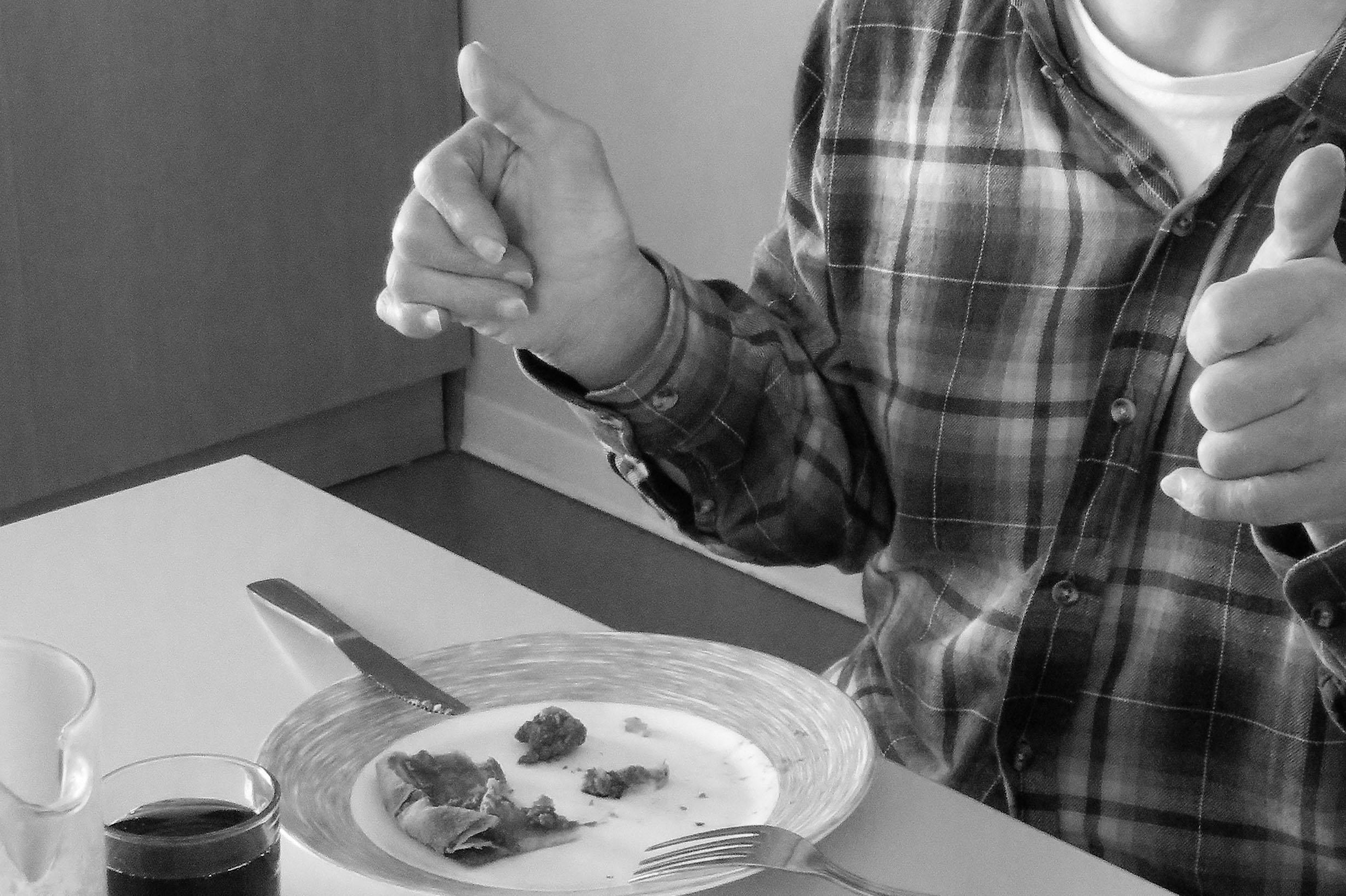 L'amélioration des temps de repas