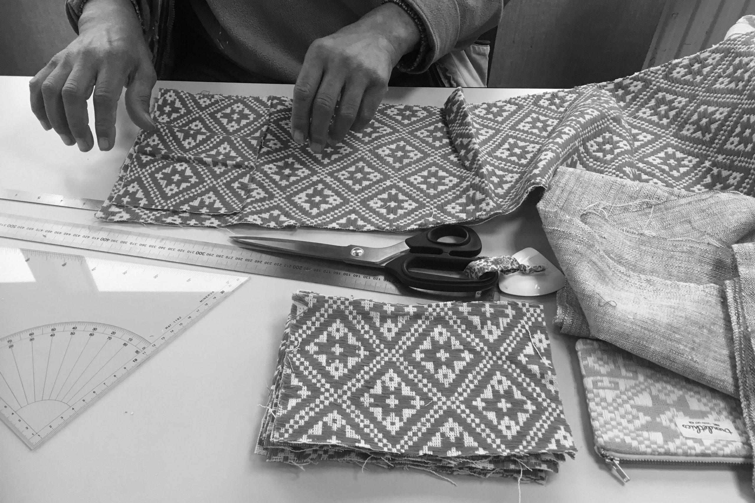 Lancement d'un atelier couture à Gennevilliers
