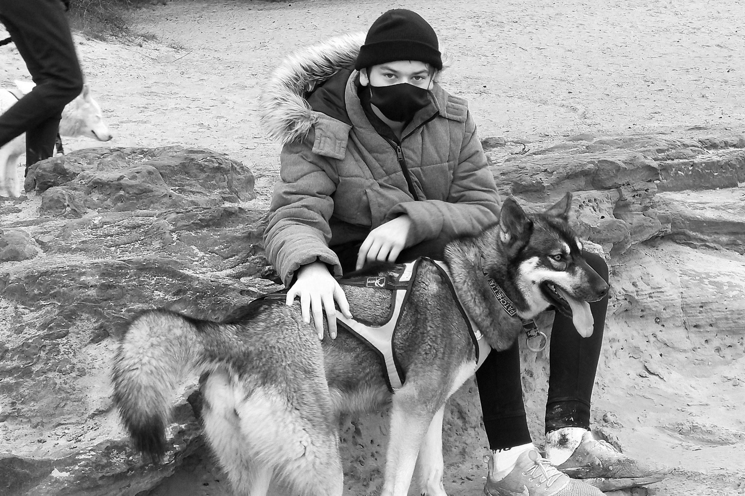 Cani-thérapie à l'ITEP